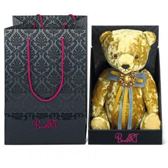 Медведь BernArt золотой (30 см)