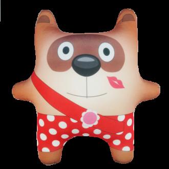 Игрушка-антистресс Медведь Любимчик 25 см