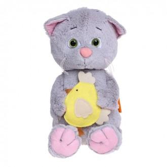 "Мягкая игрушка ""Котёнок Мяу"" 25 см (под заказ)"