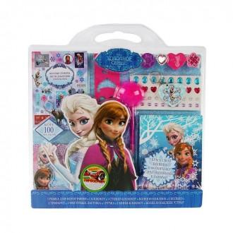 Подарочный набор более 100 предметов Disney Frozen