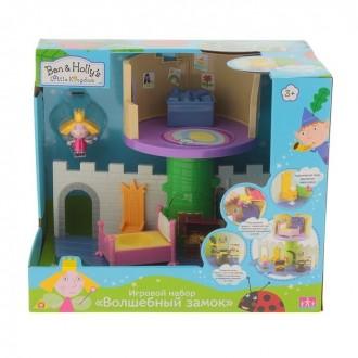 Игровой набор «Волшебный замок» с фигуркой Холли (под заказ)