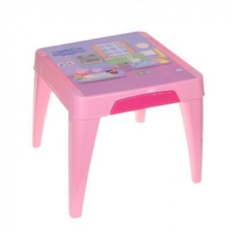 "Детский стол ""Я расту. Свинка Пеппа"" (под заказ)"