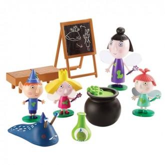 Игровой набор «Школа Магии», 5 фигурок (под заказ)