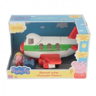 """Игровой набор """"Самолет""""  Peppa Pig (под заказ)"""