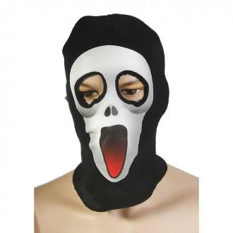 """Карнавальная маска - чулок """"Крик"""" (под заказ)"""
