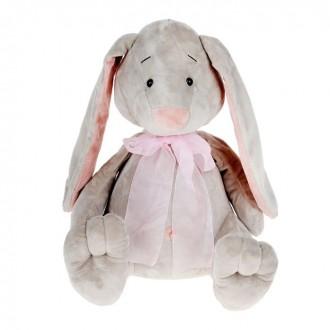 """Мягкая игрушка """"Кролик Лёлик""""40 см (под заказ)"""