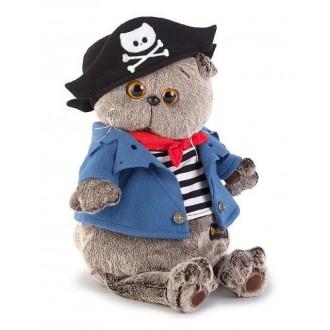 Басик - пират (25 см)