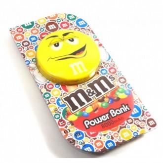 M&M's желтый, 8000mAh
