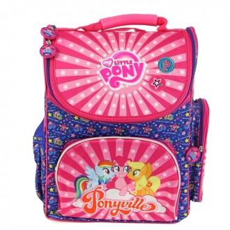 Ранец Стандарт My Little Pony 35*28*16см (под заказ)