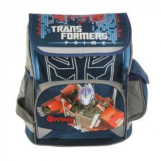 Ранец Стандарт Transformers 38*29*13 с EVA-спинкой (под заказ)