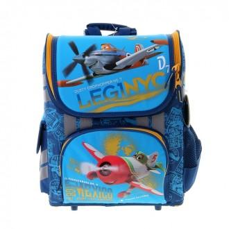 Ранец стандарт раскладной Disney Planes 36*26*17 EVA-спинкой (под заказ)