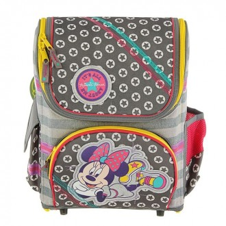 Ранец стандарт раскладной Disney Minnie Mouse 36*26*17 EVA-спинкой (под заказ)