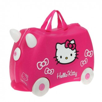 "Чемодан на колёсиках ""Hello Kitty"" (под заказ) 40 × 20 × 30,5 см"