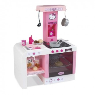 Кухня электронная miniTefal Cheftronic Hello Kitty (под заказ)