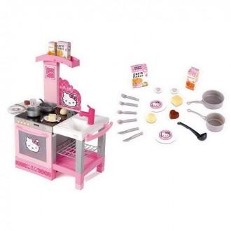Кухня Hello Kitty, с аксессуарами (под заказ)