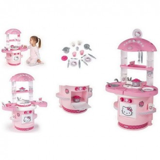 Моя первая кухня Hello Kitty (под заказ)