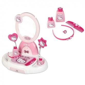Туалетный столик Hello Kitty, настольная (под заказ)