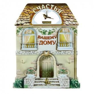 """Ключница """"Счастья Вашему дому""""14 × 18 × 2,5 см (под заказ)"""