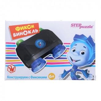 """Развивающая игра """"Фикси-бинокль"""" (под заказ)"""