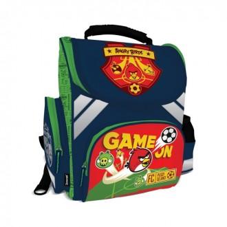 Рюкзак Angry Birds профилактический с эргономичной спинкой (под заказ)