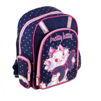 Рюкзак Marie Cat с эргономической спинкой 40 × 29 × 14 см (под заказ)