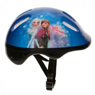 """Шлем защитный детский """"Холодное сердце"""" р. S; M;L (ПОД ЗАКАЗ)"""