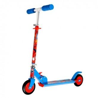 "Самокат ""Человек Паук"", колёса PVC 66 × 33 × 80 см (под заказ)"