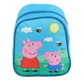 Рюкзачок малый Свинка Пеппа 23*19*8см