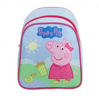Рюкзачок малый Свинка Пеппа. Утка 23*19*8см