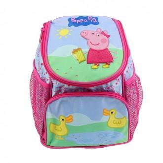 Рюкзачок увеличенный Свинка Пеппа. Утка 23*19*8см (под заказ)