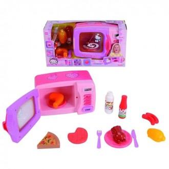 Микроволновка Hello Kitty, со светом и звуком (под заказ)