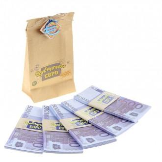 "Мешок денег ""Офигиллион Евро"" (под заказ)"