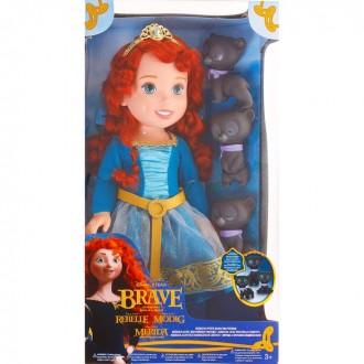 """Набор с куклой """" Принцесса Disney-Малышка Мерида"""" (под заказ)"""