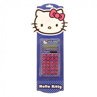 Калькулятор Hello Kitty 12 × 6 × 0,5 см