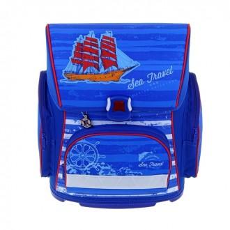 Рюкзак-Ранец 37х30х17см OPTIMUM Sea Travel