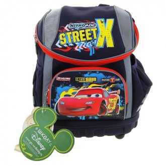 Рюкзак Cars профилактический стенки из EVA 36*30*18см (под заказ)