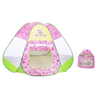 """Игровая палатка """"Фея Рокси"""", розовый принт"""