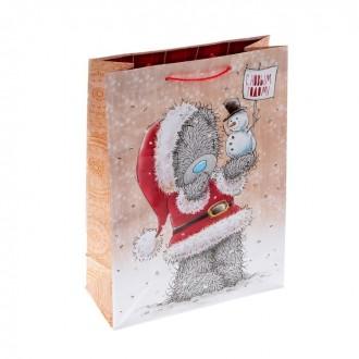 """Пакет подарочный """"Поздравление"""", 26 х 36 см, Me to you"""