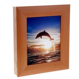 "Ключница ""Дельфин"" 30 × 35 см (под заказ)"