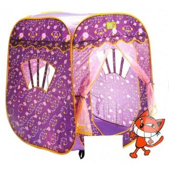 """Игровая палатка """"Жасмин"""", цвет фиолетовый"""