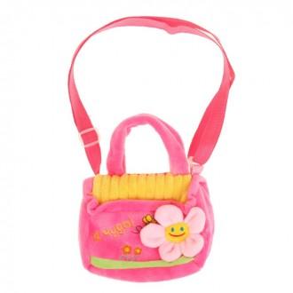 """Мягкая сумочка """"Я-чудо!"""" 22 × 17 см (под заказ)"""
