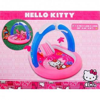 Игровой центр Hello Kitty, 211х162,5х119,5см , от 2 лет (под заказ)