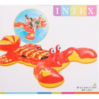 """Игрушка для плавания """"Лобстер"""", 213х137 см, от 3 лет (под заказ)"""