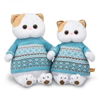 Кошечка Ли-Ли в свитере (27 см)