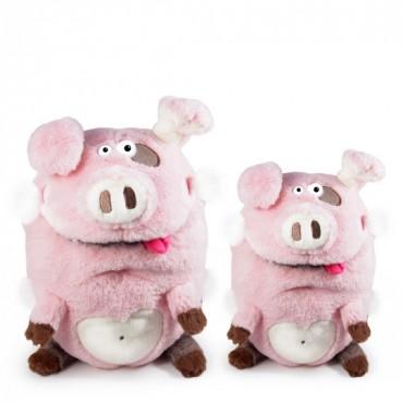 Свинка, коллекция Кармашки от BudiBasa (21 см)