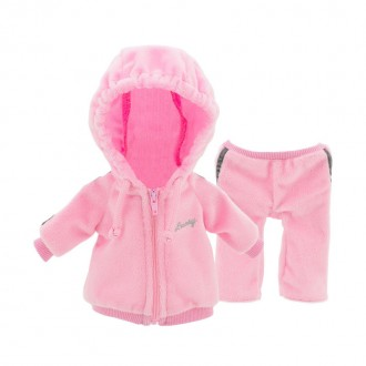 Набор одежды Lucky Doggy: Фитнес розовый