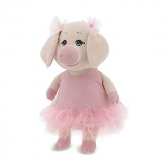 Свинка Настенька (25 cм)