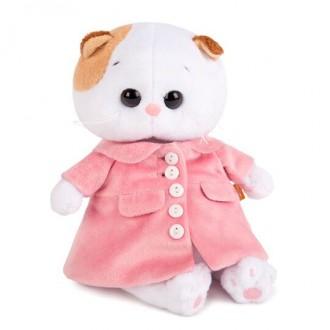 Кошечка Ли-Ли BABY в розовом пальто (20 см)