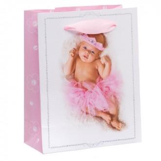 Пакет ламинат вертикальный «Малышка», L 30 х 41 х 11 см