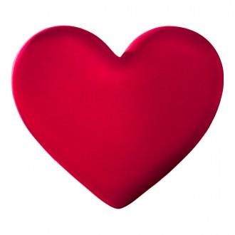 Игрушка-антистресс «Алое сердце» 25 см